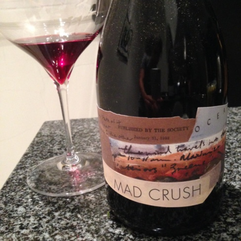 mad crush red wine