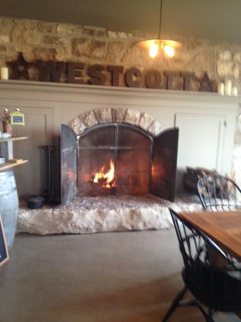Westcott Fireplace